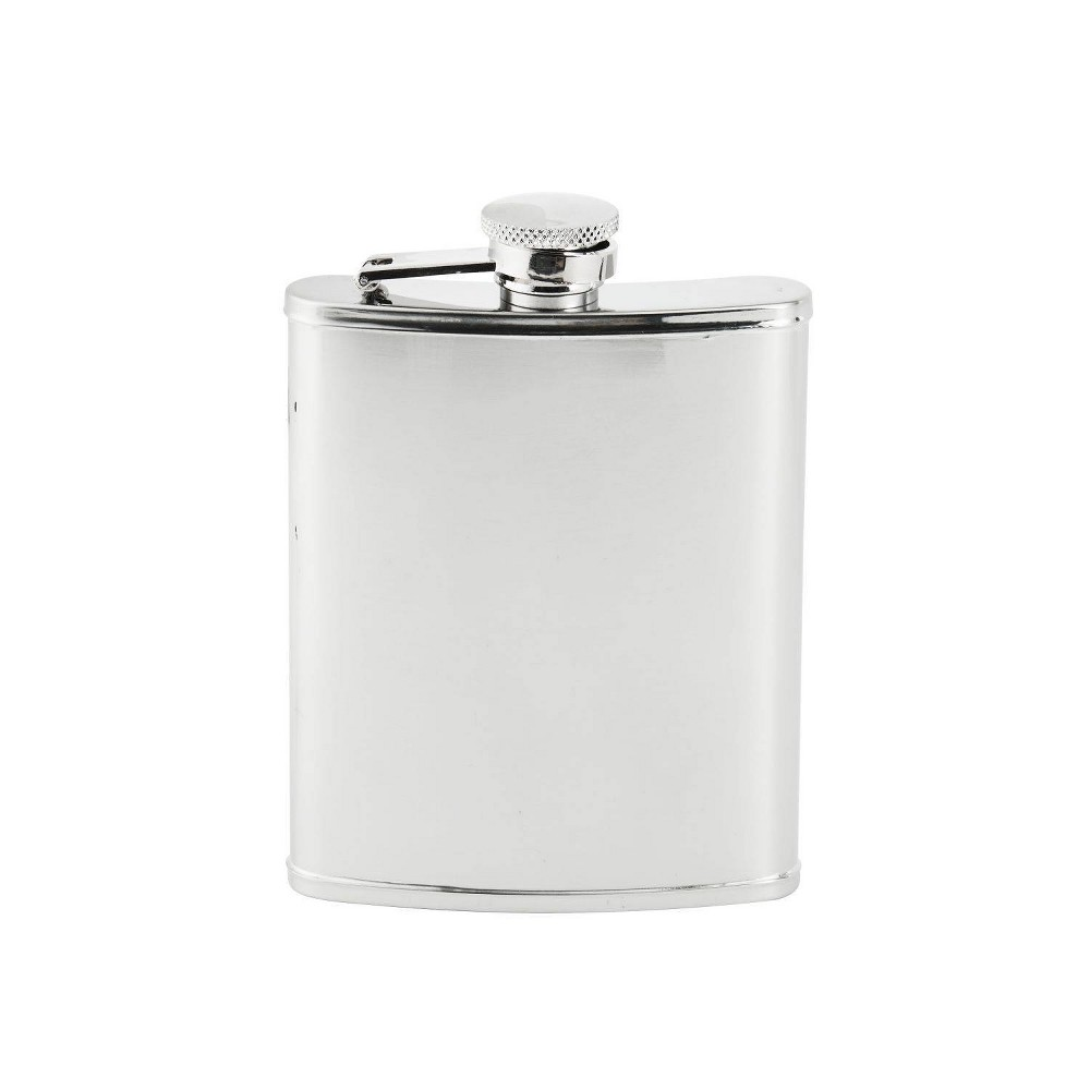 Image of Houdini 6oz Stainless Steel Flask