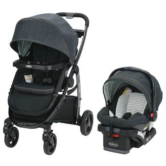 Graco Modes Travel System With SnugRide SnugLock Technology - Britton