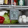 Taylor Digital Freezer/Refrigerator Thermometer - image 3 of 4