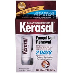 Kerasal Fungal Nail Renewal Treatment - 0.33 oz