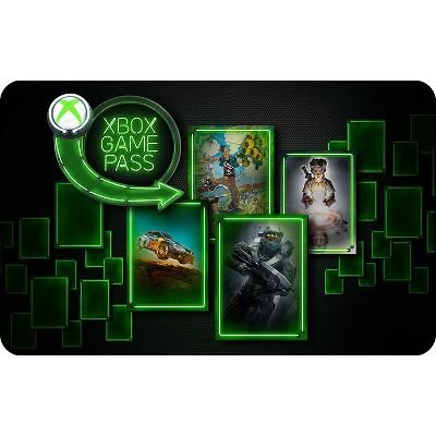 Xbox Game Pass: 3 Months (Digital)