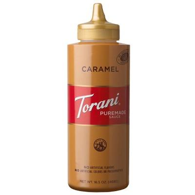 Torani Caramel Sauce - 16.5oz