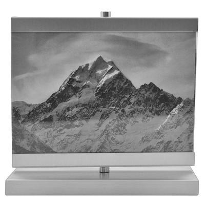 5 x7  Spinner Aluminium Frame Silver - Threshold™