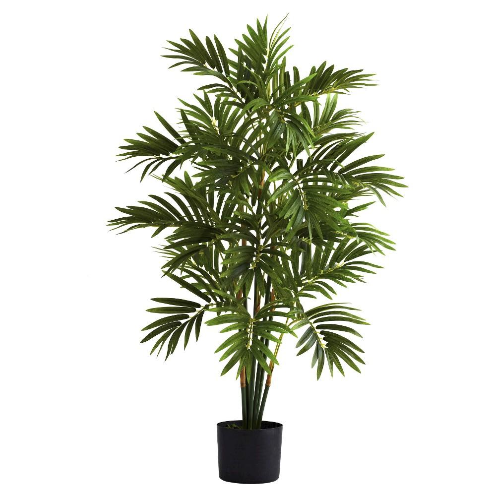 Nearly Natural 3 Areca Palm Tree