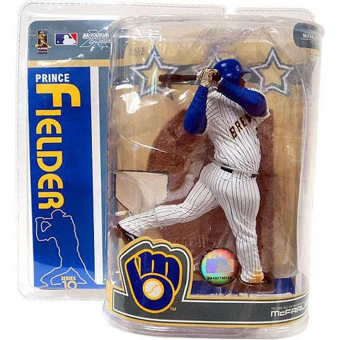 McFarlane Toys MLB Milwaukee Brewers Sports Picks Series 19 Prince Fielder Action Figure [White Jersey] - image 1 of 2