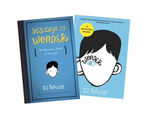 Wonder / 365 Days of Wonder (Mixed media product) by R. J. Palacio - image 1 of 1