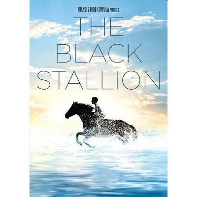 The Black Stallion (DVD)(2014)