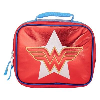 DC Comics Wonder Woman Kids' Lunch Tote