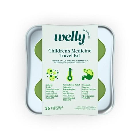 Welly Kids Medicine Kit - 36ct - image 1 of 4
