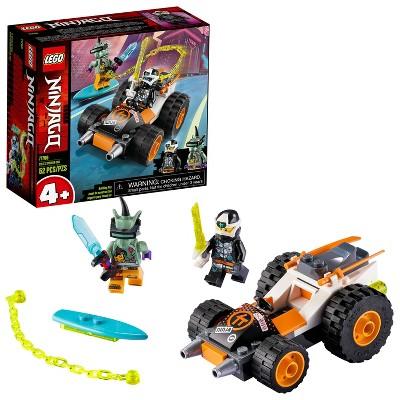 LEGO NINJAGO Cole's Speeder Car Ninja Building Kit 71706