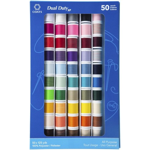 Coats & Clark Dual Duty XP General Purpose Thread Collection, Multiple Colors - image 1 of 4