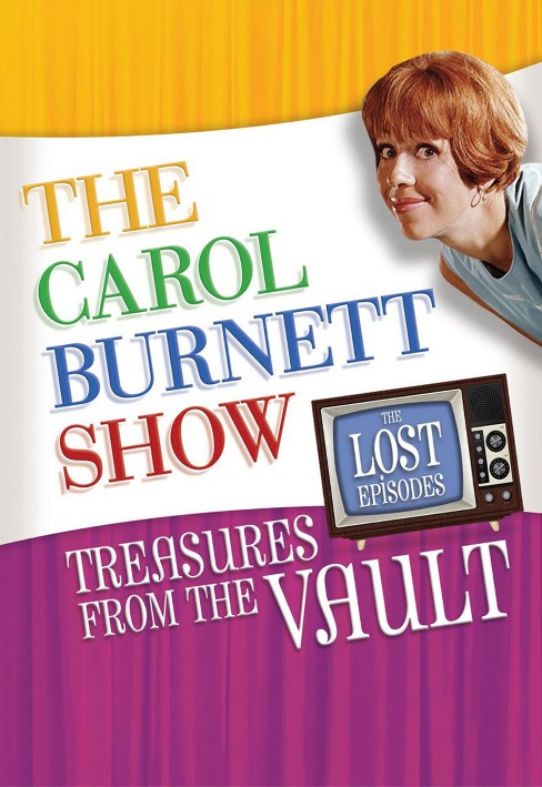 The Carol Burnett Show: The Lost Episodes - Treasures from the Vault - image 1 of 1