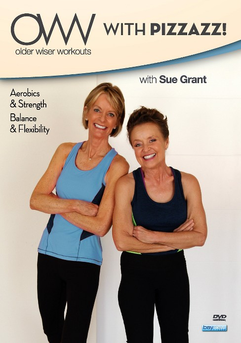 Sue grant:Older wiser workouts with p (DVD) - image 1 of 1