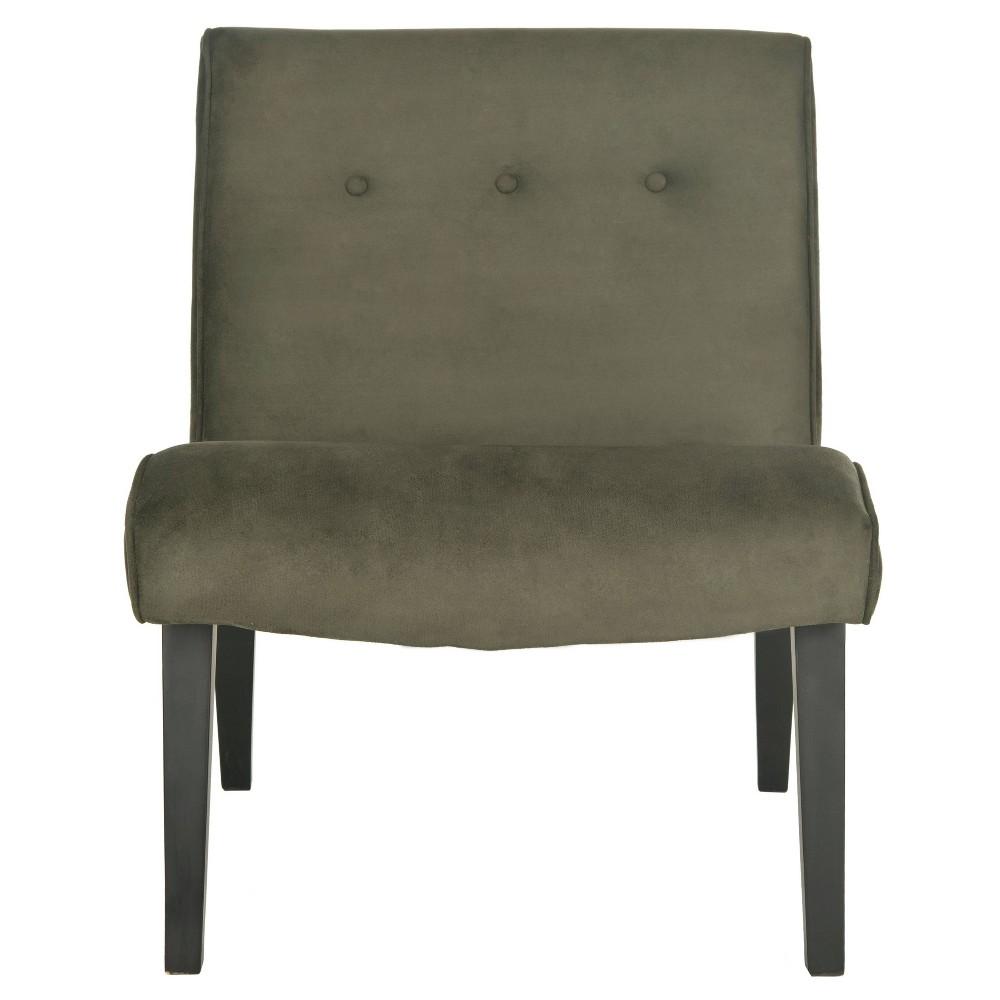 Sarabeth Chair Forest Green - Safavieh Reviews