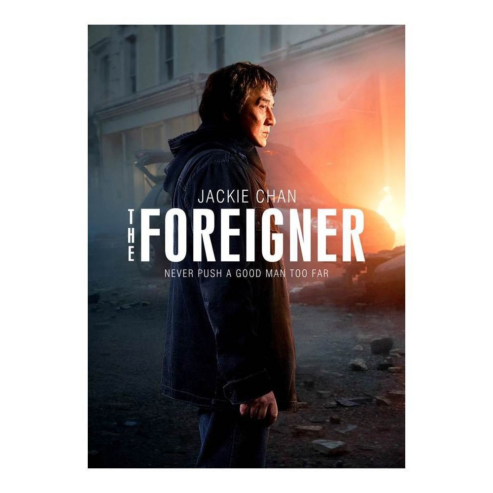 The Foreigner (Dvd), Movies