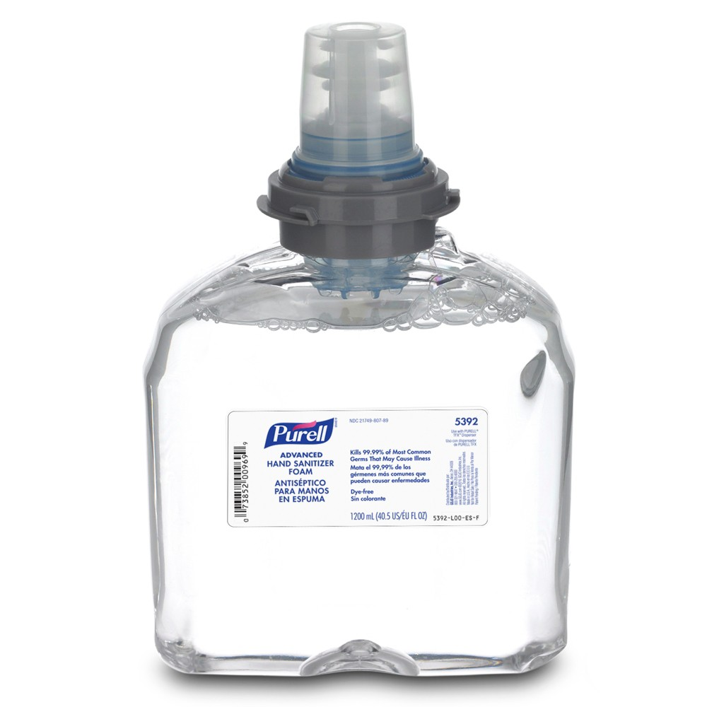Image of PURELL TFX Advanced Hand Sanitizer Foam Refill