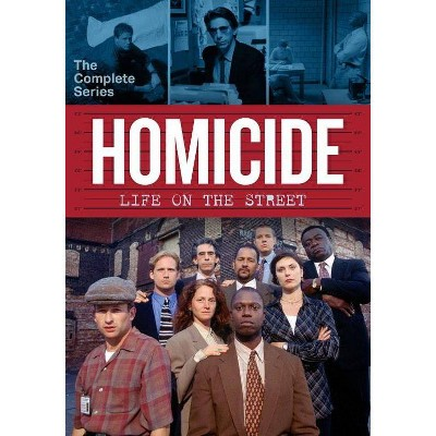 Homicide: Life On The Street - The Complete Series (DVD)(2017)