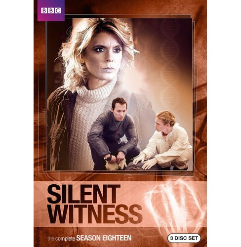 Silent Witness:Season Eighteen (DVD) - image 1 of 1