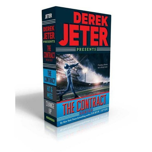 The Contract Series - (Jeter Publishing) by  Derek Jeter (Paperback) - image 1 of 1