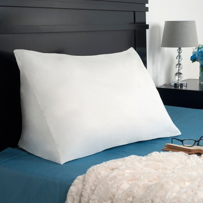 Down Alternate Reading Wedge Pillow - Yorkshire Home®