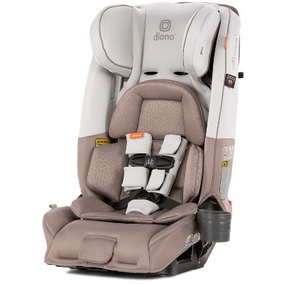 Diono Radian 3 RXT All-in-One Convertible Car Seat - Gray Oyster