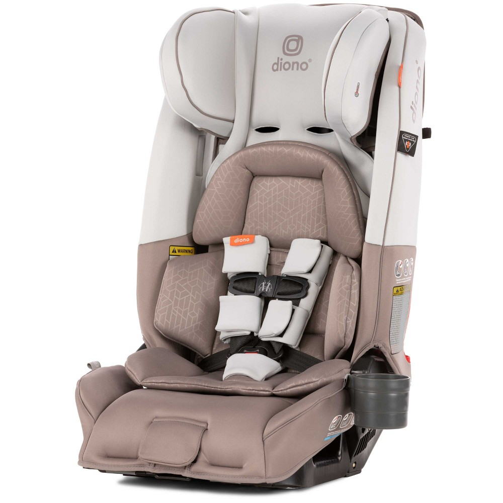 Diono Radian 3 Rxt 3-in-1 Convertible Car Seat - Gray Oyster