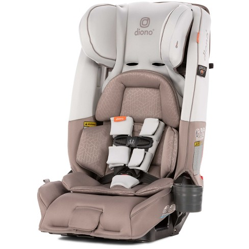 Diono Radian 3 RXT All-in-One Convertible Car Seat - Gray Oyster ... e950f8969566