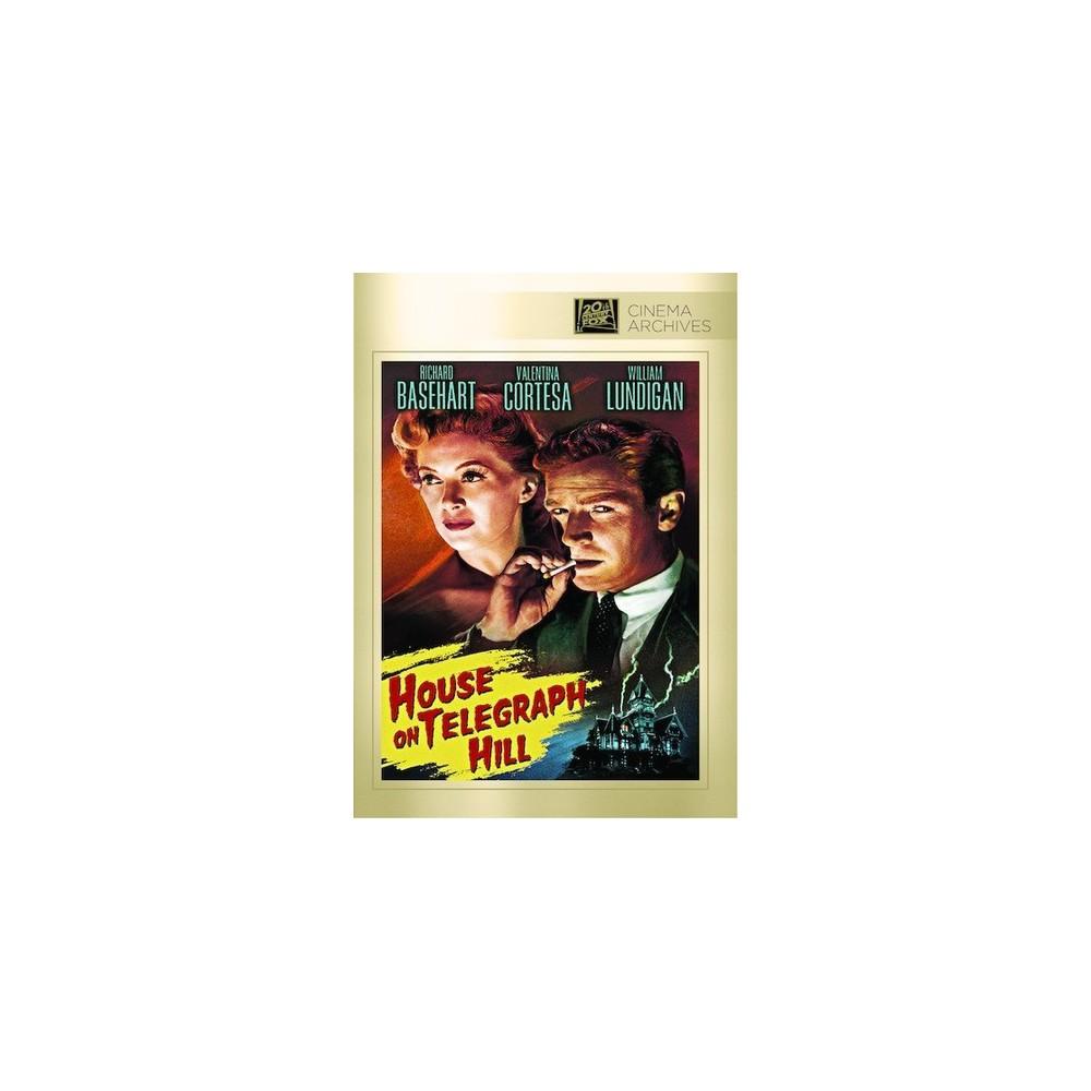 House On Telegraph Hill (Dvd)