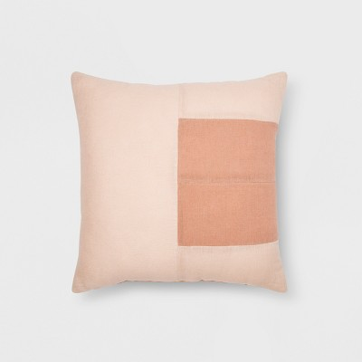 Colorblock Square Throw Pillow - Project 62™