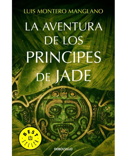 La aventura de los Príncipes de Jade/ The Adventure of the Princes of Jade -  Original (Paperback) - image 1 of 1