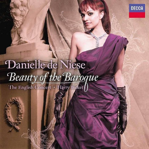 Danielle De Niese - Beauty of Baroque (CD) - image 1 of 1
