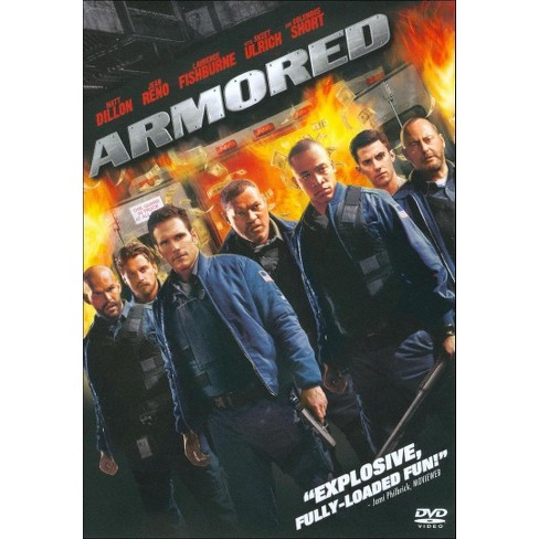 Armored (dvd_video) - image 1 of 1