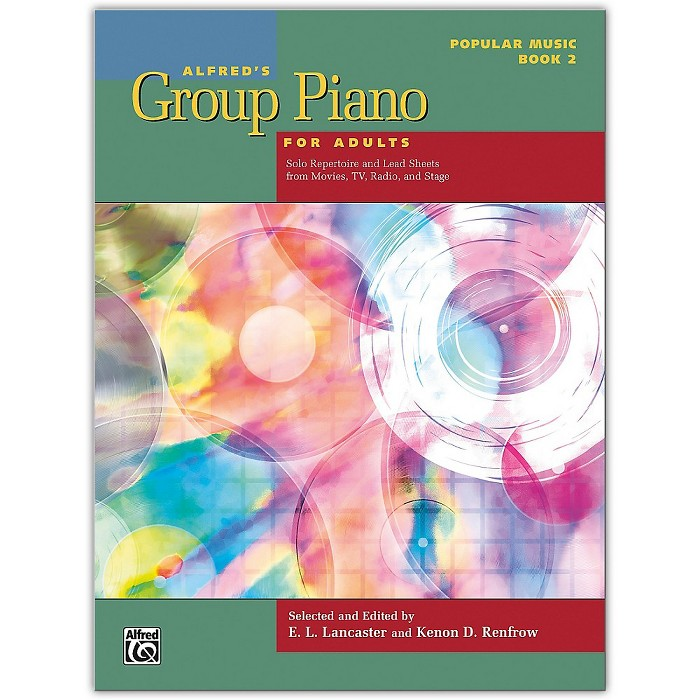Alfred Alfred's Group Piano for Adults: Popular Music Book 2 - image 1 of 1