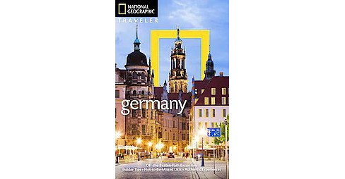 National Geographic Traveler Germany (Paperback) (Michael Ivory) - image 1 of 1