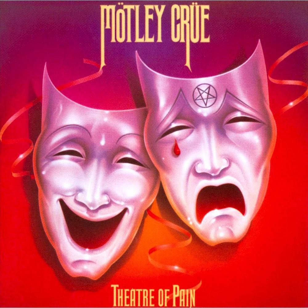 Motley Crue - Theatre Of Pain (CD)
