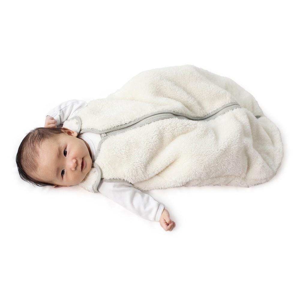 Image of Swaddle Wrap baby deedee Ivory, Size: Medium, Beige