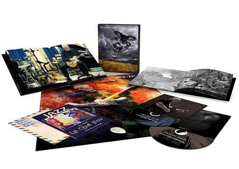 David Gilmour - Rattle That Lock (CD/ Blu-ray Deluxe Edition) - image 1 of 1