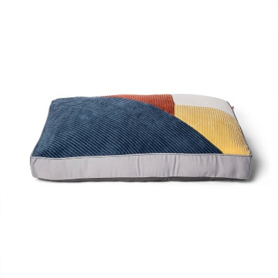 Gusset Pillow Dog Bed - L - Boots & Barkley™
