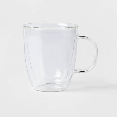 12oz Glass Mug - Threshold™
