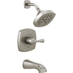Delta Faucet T14476 Stryke Monitor 14 Series Pressure Balanced Tub and Shower Trim Package