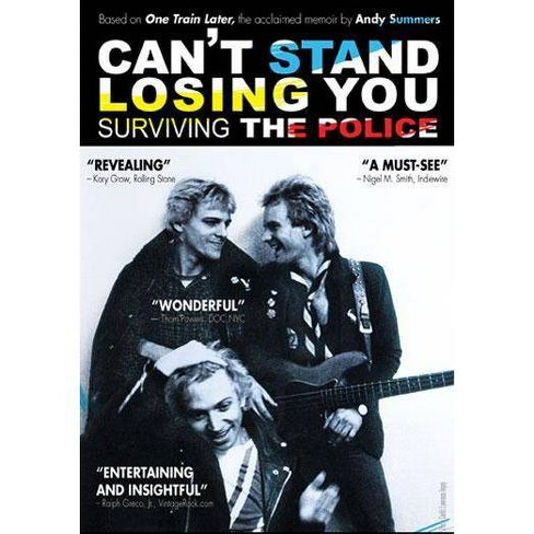 Can T Stand Losing You Surviving The Police Dvd 2015 Target