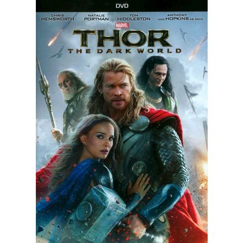 Thor The Dark World Dvd Target