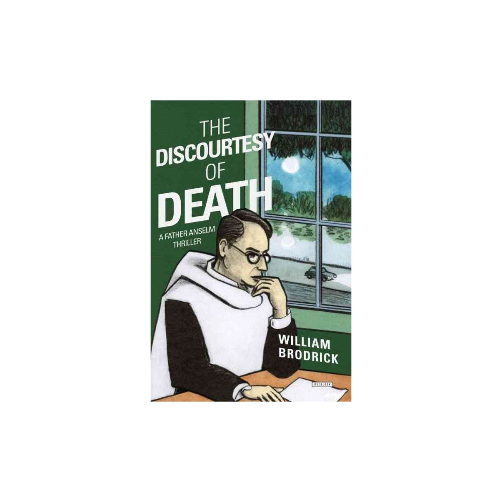 Discourtesy of Death (Reprint) (Paperback) (William Brodrick)