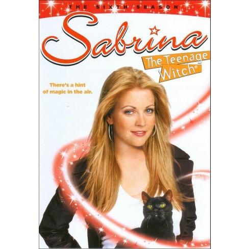 Sabrina the Teenage Witch: The Sixth Season [3 Discs] - image 1 of 1
