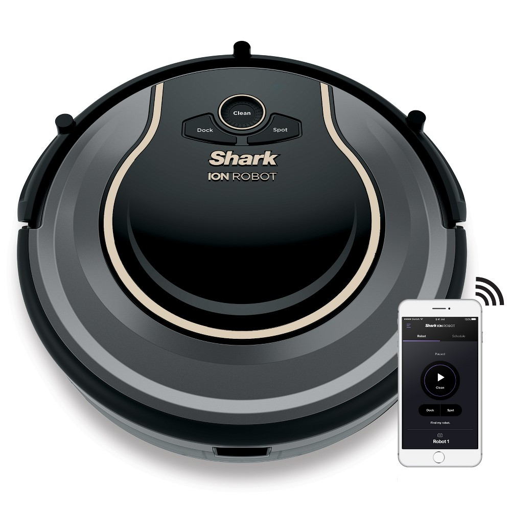 Image of Shark ION Robot Vacuum R75 with Wi-Fi (RV750)