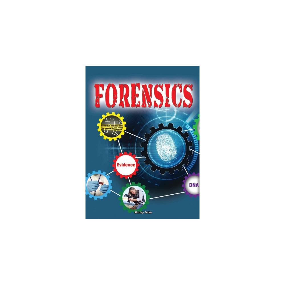 Steam Jobs in Forensics (Paperback) (Shirley Duke)