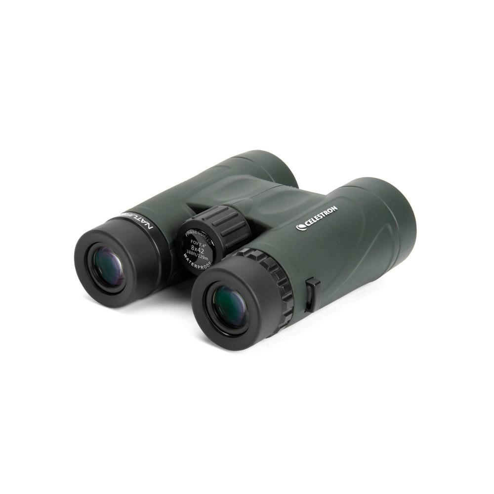Image of Celestron Nature DX - Black 8mm X 42mm, Green