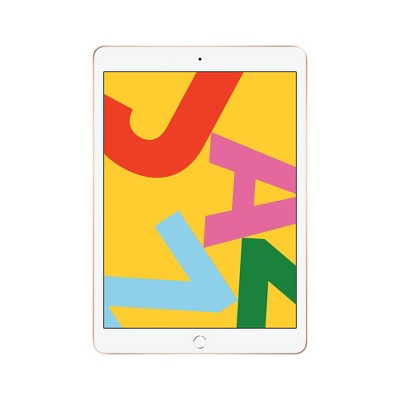 Apple iPad 10.2-inch Wi-Fi Only 32GB - Gold (7th Generation)