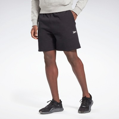 Reebok DreamBlend Cotton Shorts Mens Athletic Shorts