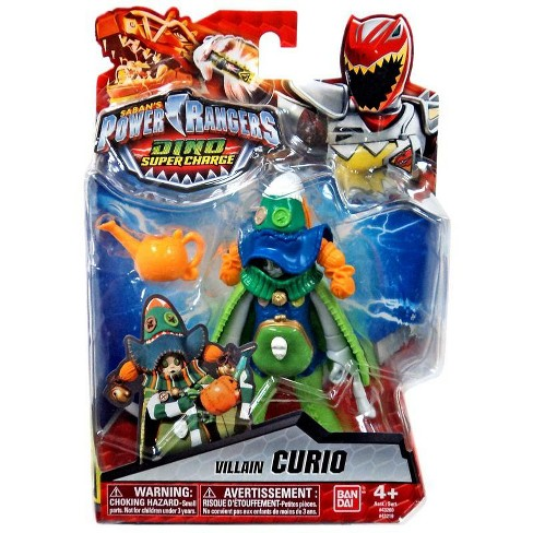Power Rangers Dino Super Charge Villain Curio Action Figure - image 1 of 1